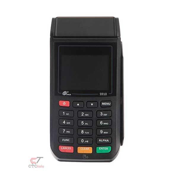 دستگاه کارتخوان pax s910